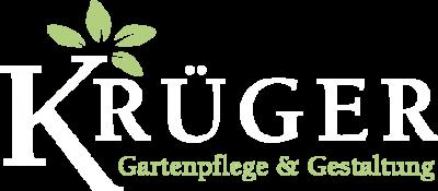 Krüger Gartenpflege und Gestaltung Logo