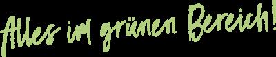 Krüger Gartenpflege und Gestaltung Slogan